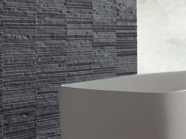Splitface Brick Slips Bathroom Wall Tiles
