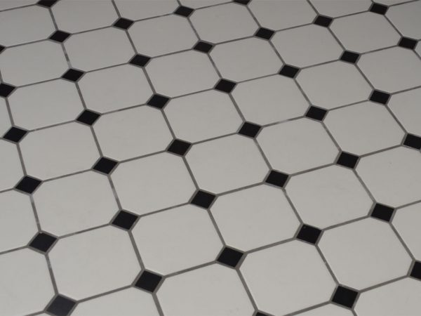 Venetian Octagon Ceramic Kitchen Tiles