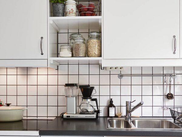 Arctic Ceramic Kitchen Tiles