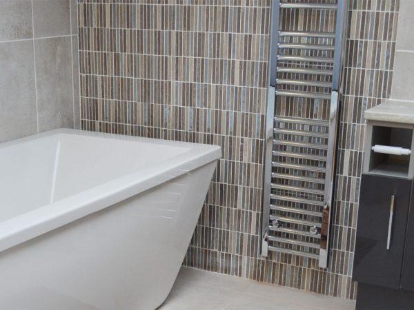 Coral Ceramic Kitchen Tiles