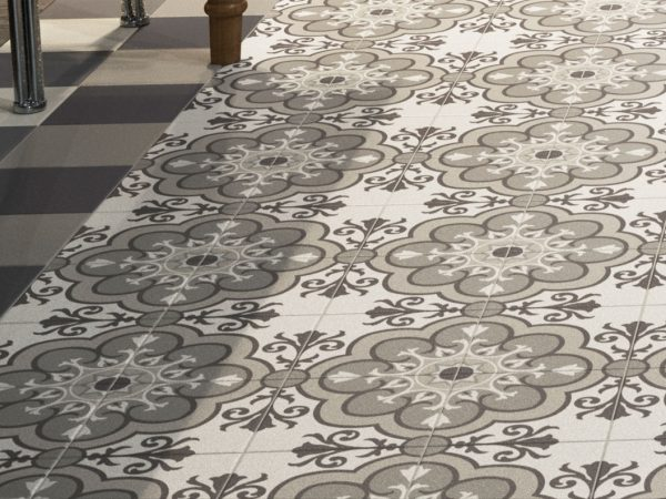 Deco Fiorella Porcelain Floor Tiles