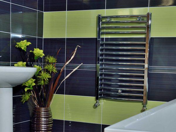 Neon Bathroom Wall Tiles