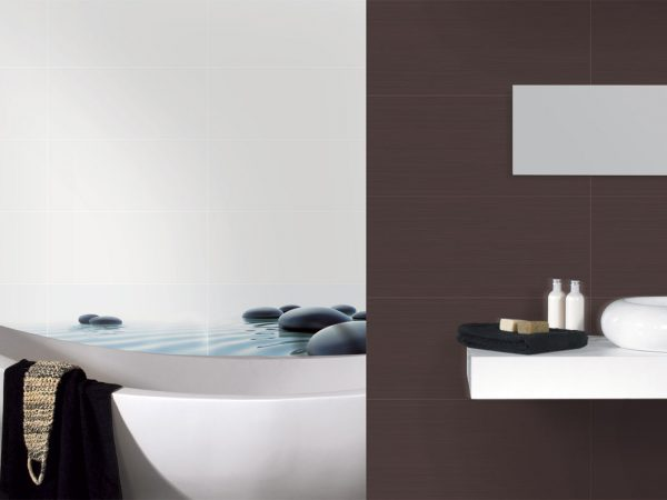 Serene Bathroom Wall Tiles