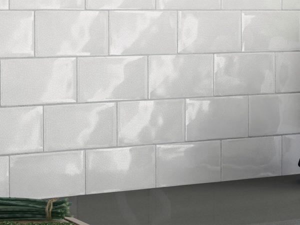 Crackle Glaze Ceramic Kitchen Tiles