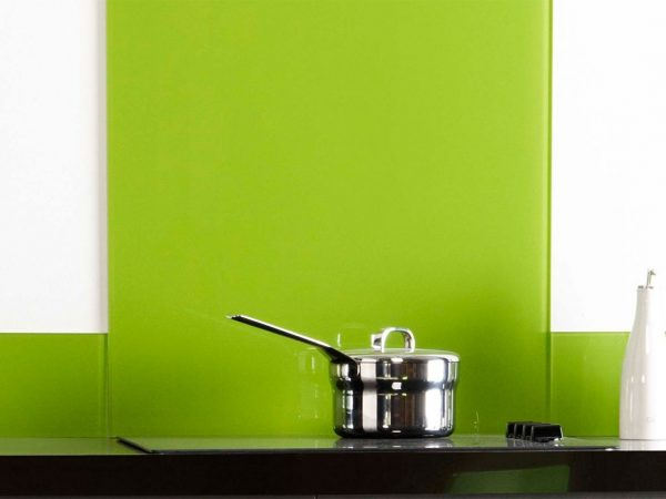 Glass Splashback Kitchen Wall Tiles