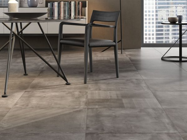 Basic Concrete Effect Floor Tiles
