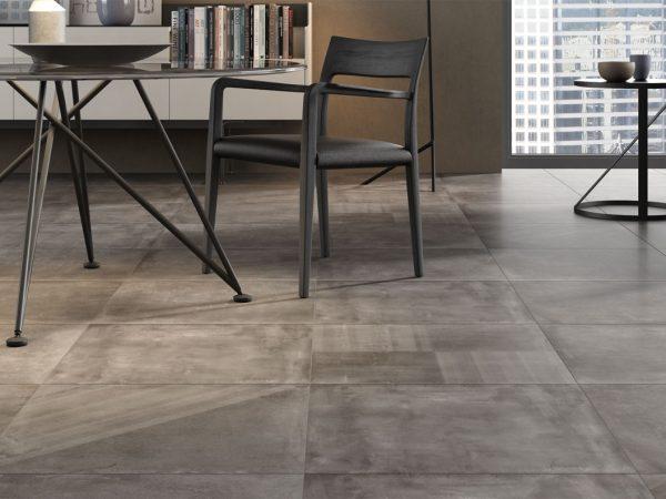 Basic Concrete Porcelain Kitchen Tiles
