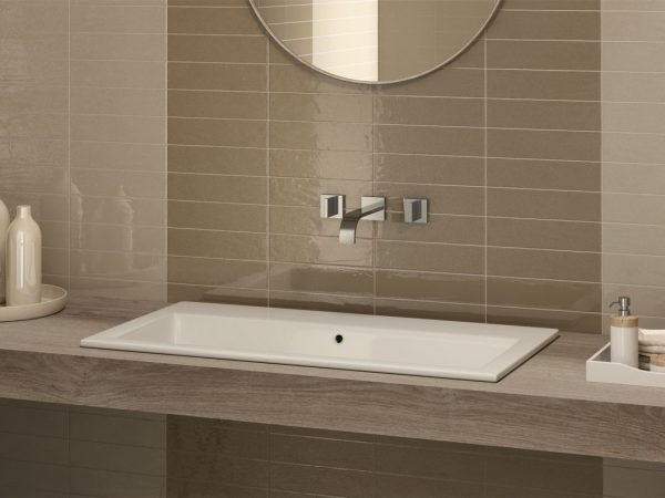 Loft Brick Bathroom Wall Tiles