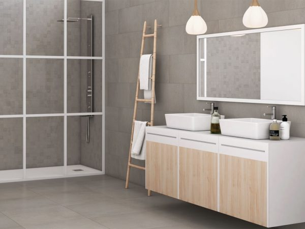 Revive Concrete Bathroom Wall Tiles