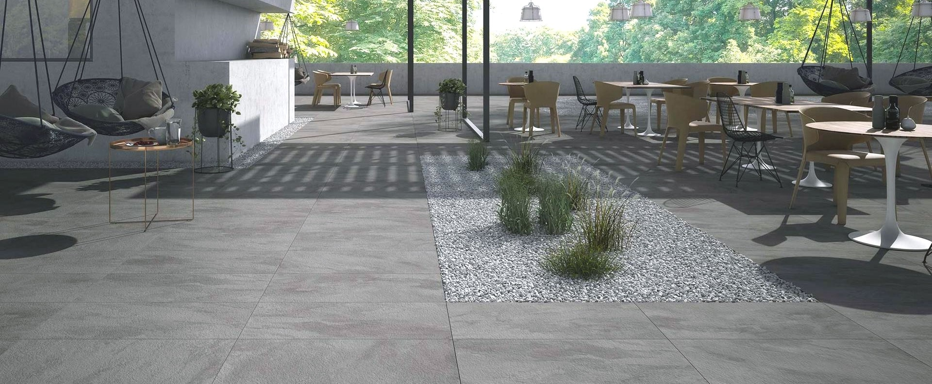 20mm Patio Tiles