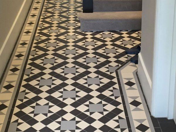 Olde English Porcelain Kitchen Tiles