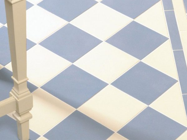 Olde English Plain Floor Tiles