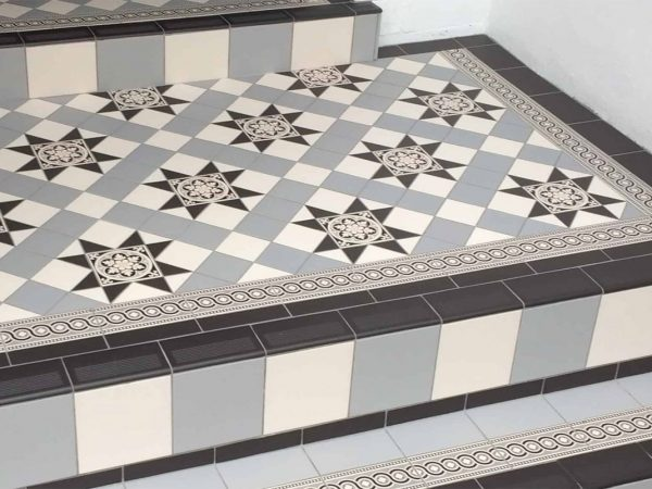 Olde English Floor Tile Special Pieces