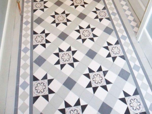 Olde English Palace Pattern Floor per m2