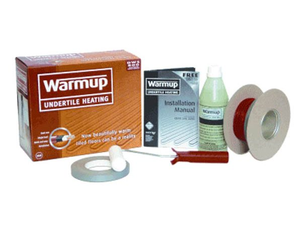 Warmup Wire Kit.Coverage 2.5-3.4 sq (DWS400)