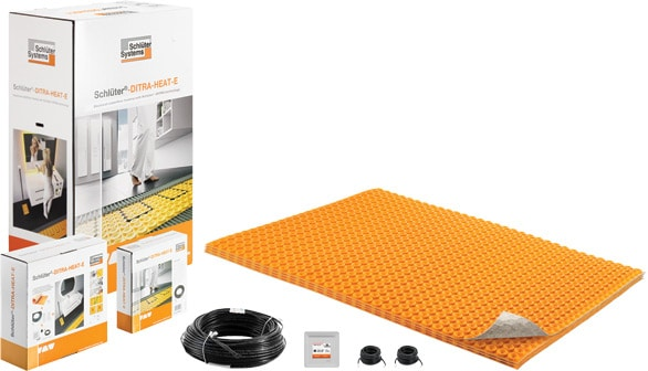 Schluter® Ditra Heat E Duo 6.4m2 Kit