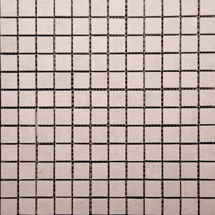 Lounge Matt Ivory Mosaic 300 x 300