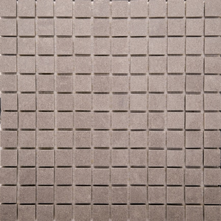 Lounge Matt Light Grey Mosaic 300 x 300