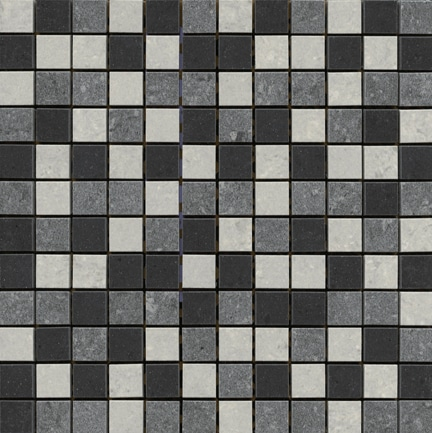Lounge Polished Mixed Mosaic 300 x 300