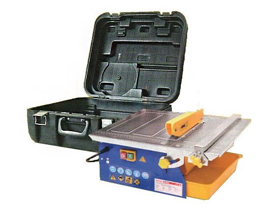 Electric Wet Cutter & Carry Case (230 volt)