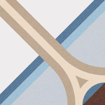 Deco Montaner Feature Tile