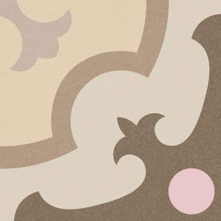 Deco Ordal Feature Tile