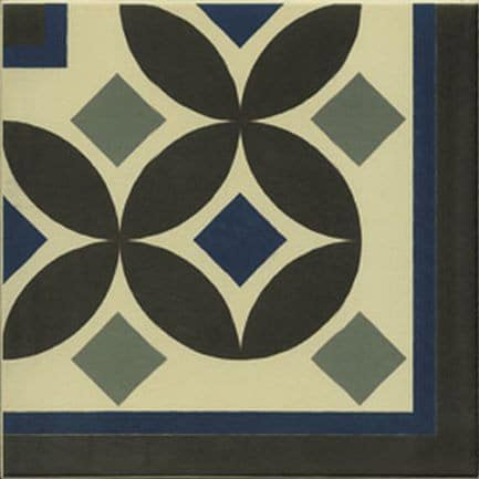 Deco Guell Corner Tile
