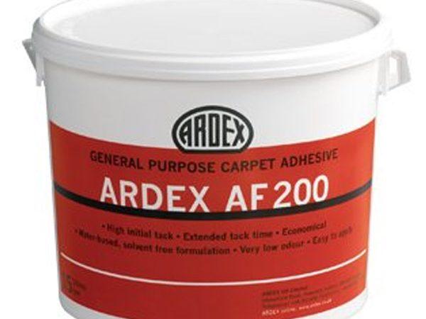 Ardex AF200 Plus Matting Adhesive 5L Bucket