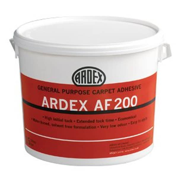 Ardex AF200 Plus Matting Adhesive 5L Bucket