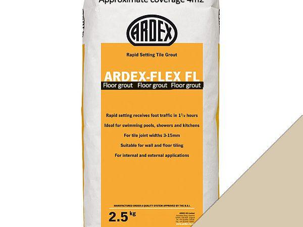 Ardex FL Floor Grout Floating Driftwood (2.5k