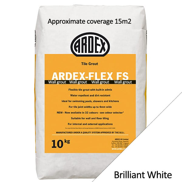 Ardex FS (Wall) Grout Cast Iron (10kg)