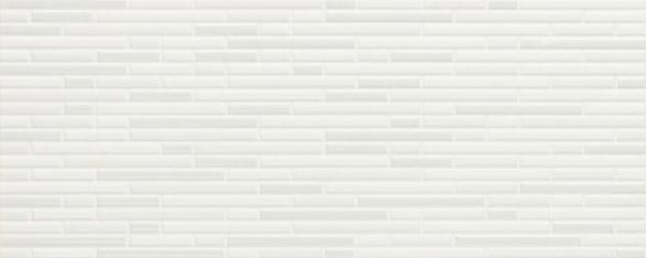 City white wall tile 200x500x8.5mm