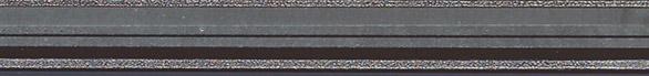 Neon Black Border Wall Tile 47x400x8mm