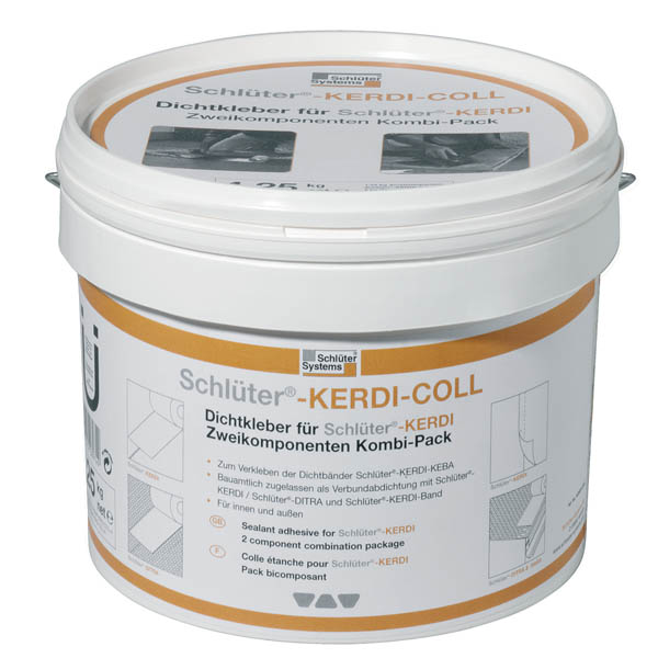 Kerdi Coll Grey  1.85kg apx 5lm coverage