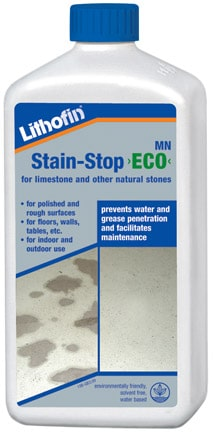 Lithofin ECO Stain Stop 1 Ltr Bottle