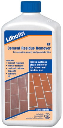 Lithofin KF Cement Remover 1 Ltr Bottle