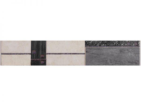 Art Grey Border Tile 45x250x8mm