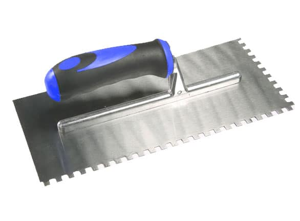 Square Notched Trowel 10mm