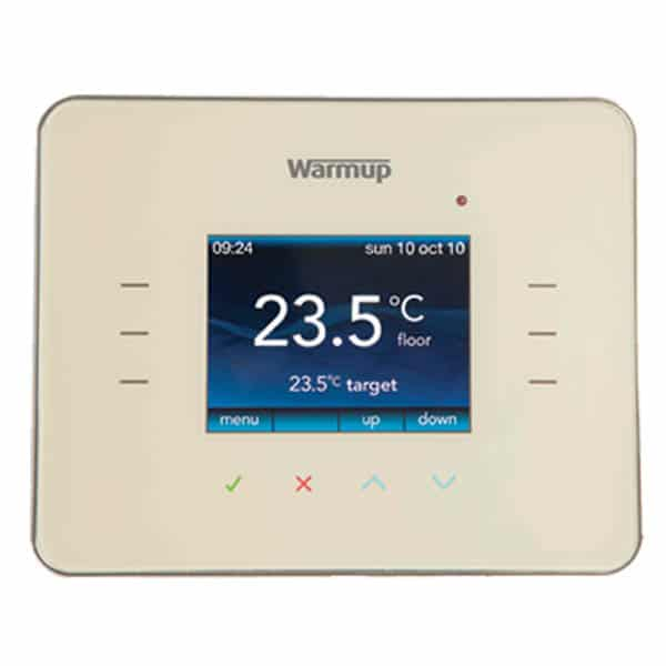 Warmup 3ie Thermostat Classic Cream (3iECC)