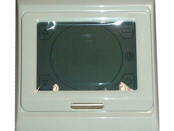 Fast Net Heating Thermostat white