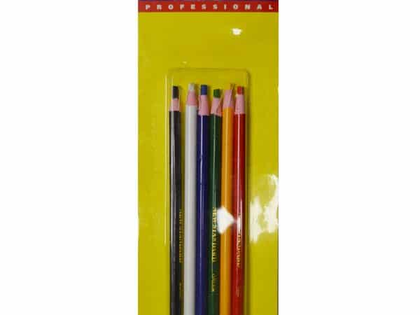 Tile Marking Pencils 6pcs.