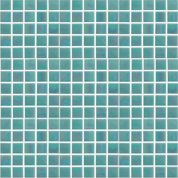 Mosaic Lustre Pearl Aqua