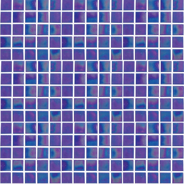 Mosaic Lustre Pearl Pearlescent Blue
