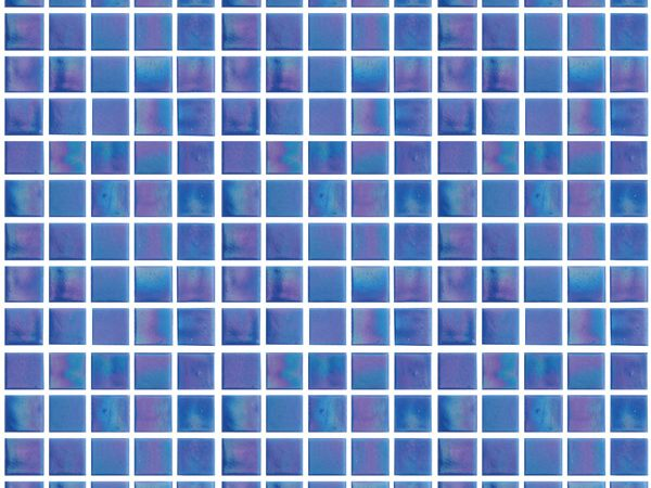 Mosaic Lustre Pearl Sapphire