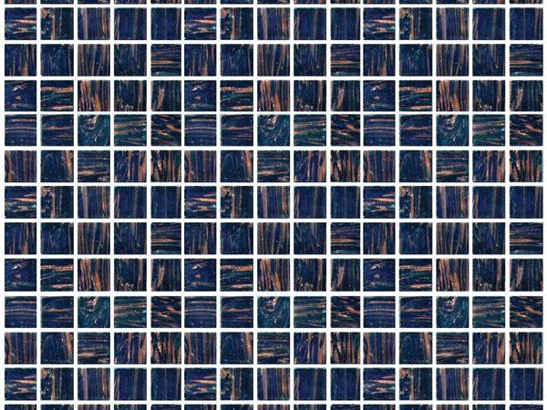 Mosaic Jewel Blue