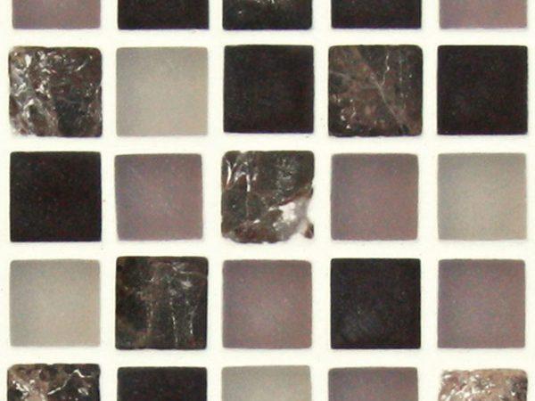 Mosaics Elegant Autumn Blush Square