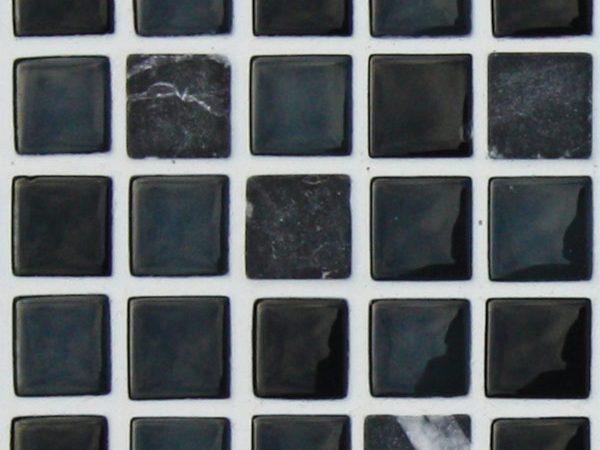 Mosaics Elegant Coal Mine Square