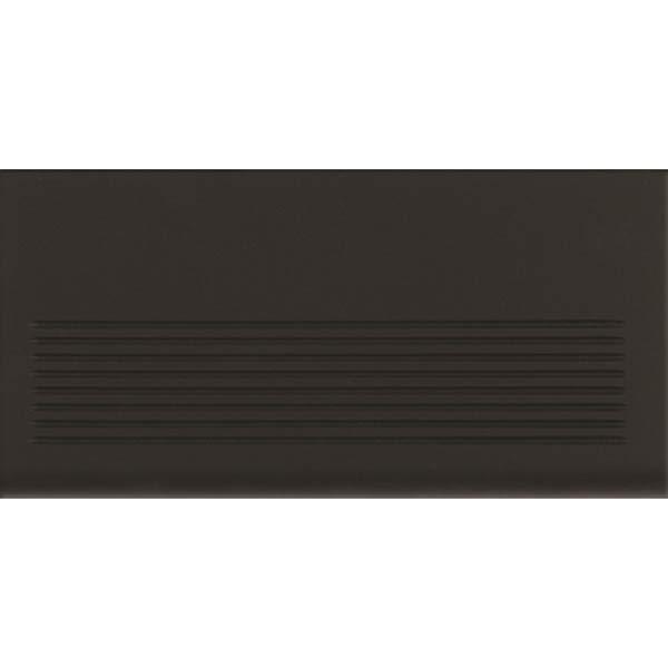 Olde English Tile Black Step Tread 151x75
