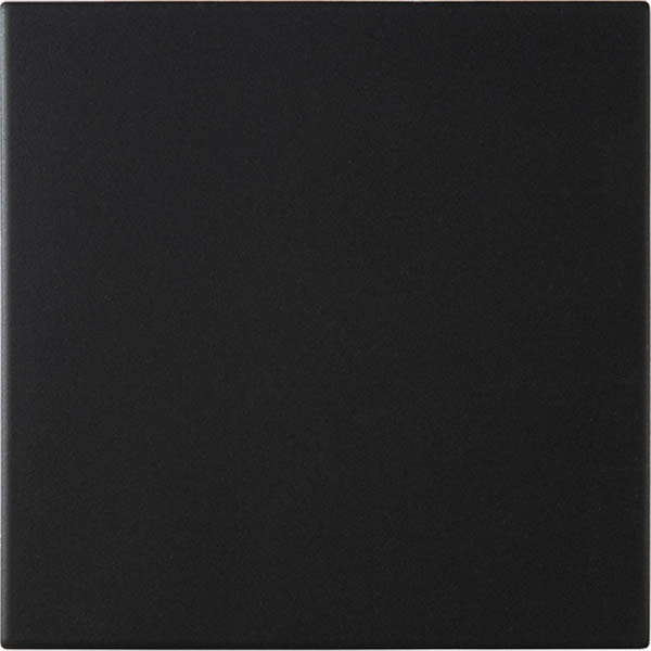 Quarry Flat 148x148 Black