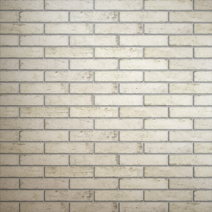 Broadway Brick Slips White 60x250